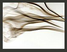 Fototapete Rauch - Abstrakt 154 cm x 200 cm