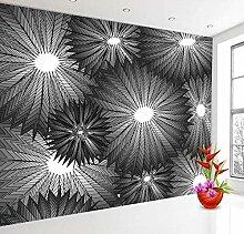 Fototapete Rolls Schwarz Weiß für 3d Wohnzimmer