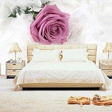 Fototapete Romantische rosa