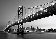 Fototapete - San Francisco Skyline - Format: