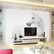 Fototapete Schimmel Moderne Wandbild Tapete 3D -