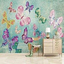 Fototapete Schmetterling Tapete Wohnzimmer
