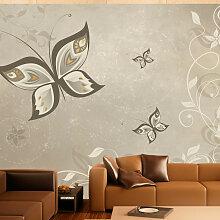 Fototapete - Schmetterlingsflügel