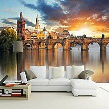 Fototapete Schöne Europäische Architektur
