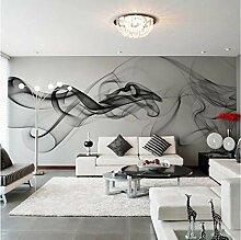 Fototapete Schwarzer Rauch Moderne Wandbild Tapete
