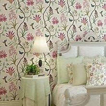 Fototapete Seide Material Schlafzimmer Tapete