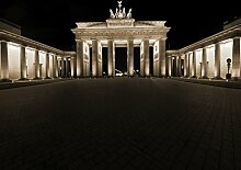 Fototapete selbstklebend Brandenburger Tor -