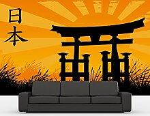Fototapete selbstklebend Japanese Style - 155x100