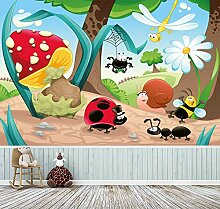 Fototapete selbstklebend | Krabbeltiere | in