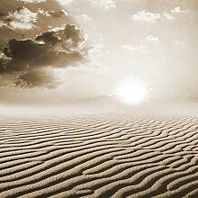 Fototapete selbstklebend Sahara - Wüste in Afrika