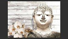 Fototapete Smiling Buddha 210 cm x 300 cm East