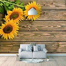 Fototapete Sonnenblume, Blume Moderne Wandbild