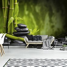 Fototapete Spa Bambus 2.19 m x 312 cm East Urban