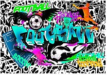 Fototapete Sports Graffiti