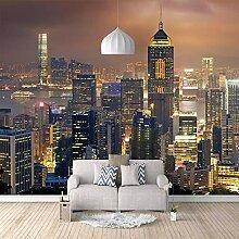 Fototapete Stadt Bauen 3D Wandbilder Für