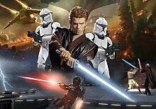 Fototapete Star Wars Anakin Skywalker (208 x 146cm