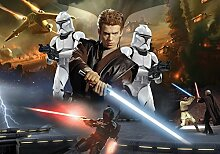 Fototapete Star Wars Anakin Skywalker (254 x 184cm