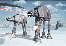 Fototapete Star Wars Battle of Hoth 254 cm L x 368