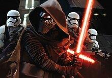 Fototapete Star Wars Kylo Ren und Sturmtruppler