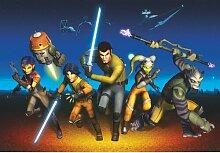 Fototapete Star Wars Rebels Run 254 cm L x 368 cm