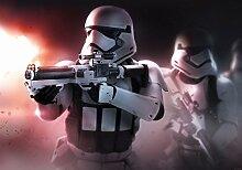 Fototapete Star Wars Stormtrooper (254 x 184cm -