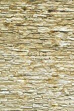 Fototapete Stein-Optik Beige - 157705 - von