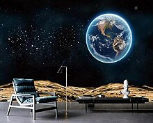 Fototapete Sternenhimmel 3D Tapeten Wandbilder