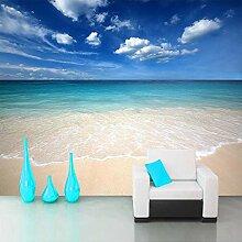 Fototapete Strand Am Meer 3D Wandbilder Für