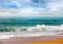 Fototapete Strand Meer 2.8 m x 368 cm
