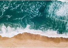 Fototapete Strand Meer 2.80 m x 68 cm