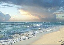 Fototapete Strand Meer 3 m x 460 cm