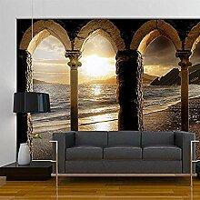 Fototapete Strand Meer 3D Wandbilder Für