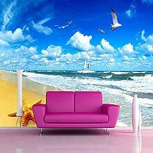 Fototapete Strand Vlies Tapete Moderne Wanddeko