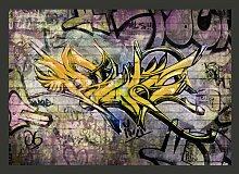 Fototapete Stunning graffiti 245 cm x 350 cm
