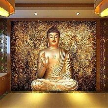 Fototapete Tapete 3D Vliestapete Dunhuang Figur