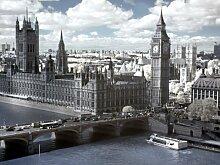 Fototapete Tapete Big Ben London Temse Foto 360 x