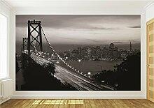 Fototapete Tapete Dekoshop Golden Gate Brücke