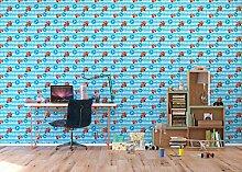 Fototapete, Tapete Disney Cars WPD 9700,