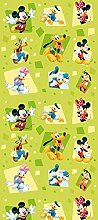 Fototapete, Tapete Disney Mickey Mouse, Mickey Maus WPD 9716, 0,53x10,05 m