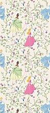 Fototapete, Tapete Disney Princess, Prinzessin WPD 9705, 0,53x10,05 m