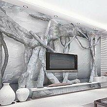 Fototapete Tapete Moderne Einfache 3D Kunst