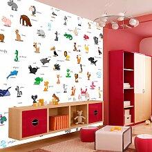 Fototapete - Tiere (für Kinder)