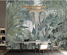 Fototapete Tierischer Elefant Vlies Tapete Moderne