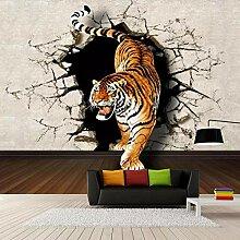 Fototapete Tiger Vlies Tapete Moderne Wanddeko