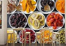 Fototapete Trockenfrucht Snacks Snack Shop