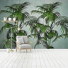 Fototapete Tropische grüne Pflanze Banane Blatt