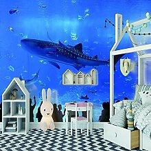 Fototapete Unterwasserwelt Fisch 3D Tapete
