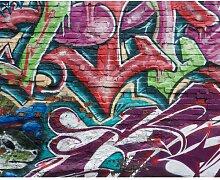 Fototapete Urban Graffiti 240 cm x 300 cm