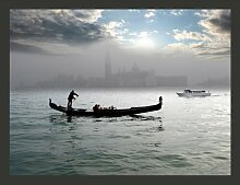 Fototapete Venedig - Eine Reise mit der Gondel 231
