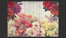 Fototapete Vintage Flowers 280 cm x 400 cm